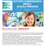 Iscrizioni A.S. 2021 - 22 - Scuola Primaria Comune di Brolo