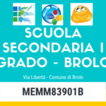 Iscrizioni A.S. 2021 – 22 – Scuola Secondaria di primo grado, Comune di Brolo