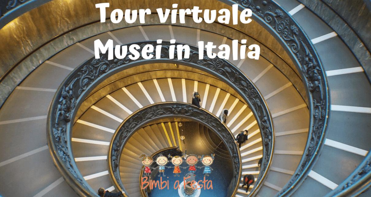 Circolare n. 398 - Vacanze di Pasqua al museo e nei luoghi d'interesse – Tour virtuali – A.S. 2020-21