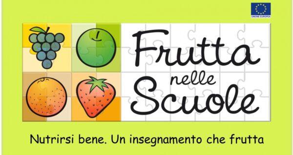 """Circolare n. 437 - Avvio progetto """"Frutta e Verdura nelle Scuole A.S. 2020/2021"""" – scuola primaria."""