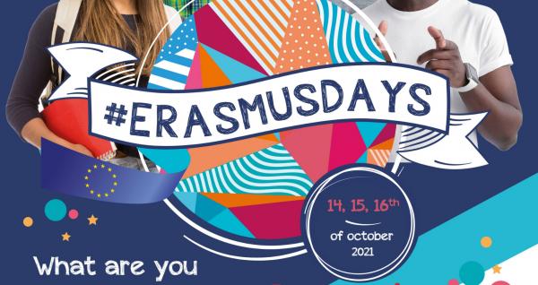 Circolare n. 76 - Erasmus Days – Attività di promozione del programma – 15/10/2021